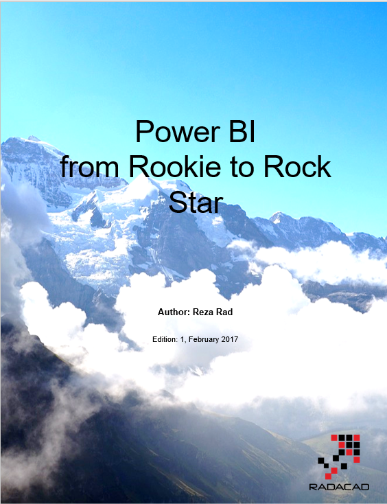 Online FREE! Book: Power BI From Rookie to Rockstar ⋆ GeekMustHave