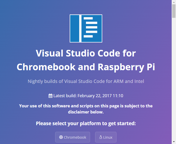 Visual Studio Code for Raspberry PI Installation made simple