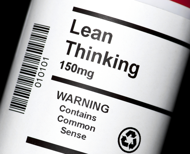 a critical look at lean thinking in healthcare Applying lean thinking to a  map c pull d critical to  instruments at this healthcare facility introduction lean thinking is a management.